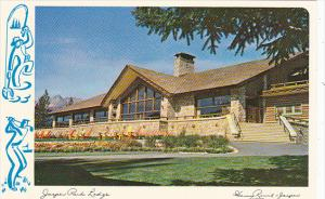 Canada Jasper Park Lodge Jasper Alberta