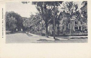 THOMASTON, Connecticut, 1901-07; Union Street, Corner of Main Street