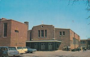 Holy Cross Church and School, DOVER, Delaware, 40-60´