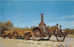 Steam Tractor - MIsc, CA