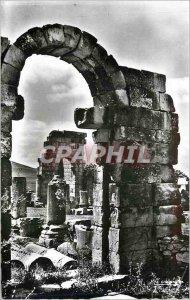 Old Postcard Volubilis East Gate of the Basilica