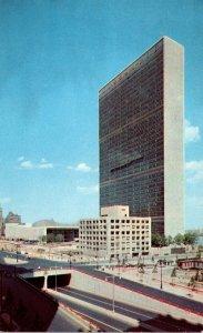 New York City United Nations 1955