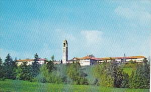 Westminster Abbey and Seminary of Christ the King, Fraser Valley, Mission Cit...