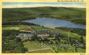 Skytop Lodge - Pennsylvania