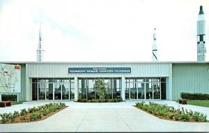 Florida John F Kennedy Space Center Visitors' Information Center