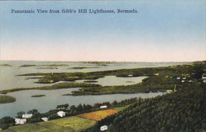 Panoramic View From Gibbs Hill Lighthouse Bermuda
