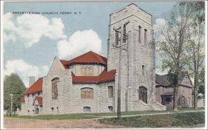 Presbyterian Church, Perry NY