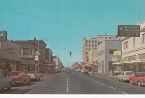 ABERDEEN , Washington, 1950-60s ; Main Street