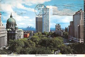 Dominion Square -