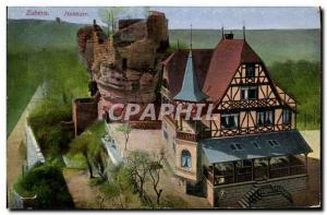 Old Postcard Zubern Hohbarr