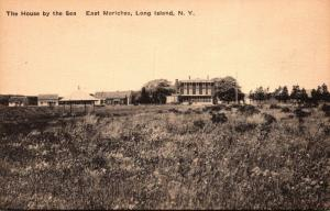 New York Long Island East Moriches The House By The Sea