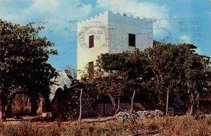 Grand Cayman Islands Post card Old Vintage Antique Postcard Pedro Castle 1970