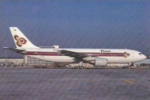 Thai International Airways Airbus A 300 600R