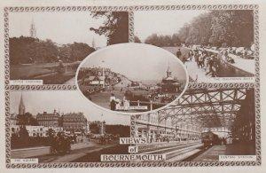 RP: BOURNEMOUTH, Dorset, England, 00-10s ; 5 view Postcard