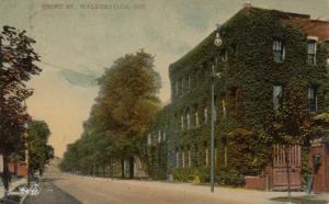 WALKERVILLE , Ontario , 1910 ; Front Street