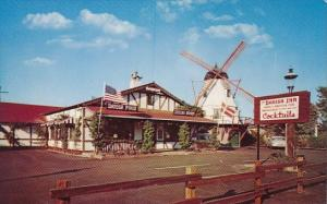 California Solvang In The Early Years Of This Century