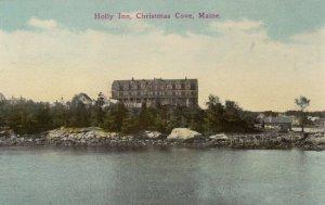 CHRISTMAS COVE , Maine , 1900-10s ; Holly Inn