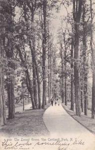 The Locust Grove - Van Cortlandt Park NYC, New York City - pm 1905 - UDB
