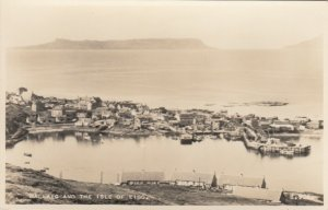 RP: MALLIG & The Isle of EIGG , Hebrides , Scotland , 1930-40s ; The Harbour