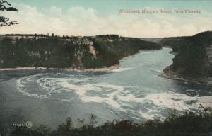 NIAGARA FALLS , Ontario , 1900-10s; The Whirlpool, Niagara River