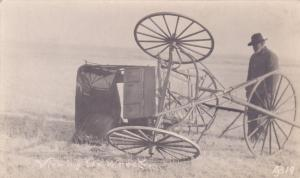 RP: ALBERTA , Canada , 00-10s; Storm Wrecked Buggy