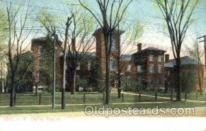 Orphan Asylum Utica, NY, USA Unused