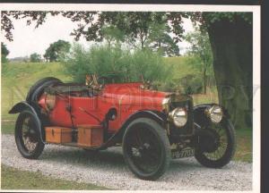 114566 CAR 1913 HISPANO-SUIZA ALFONSO XIII Spanish postcard