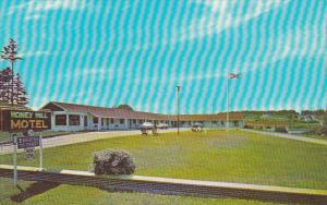 Canada Nova Scotia Yarmouth Honey Hill Motel