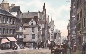 EDINBURGH, Scotland, 1900-1910's; John Knoks House, D.M. Deods Hotel
