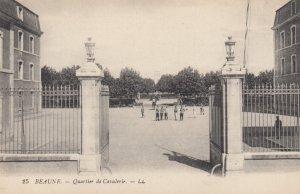 BEAUNE, Cote D'Or, France, 1900-1910's; Quartier de Cavakerie