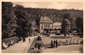 Bad Elster Kunstanstalt Franz Landgraf Zwickau Promenade