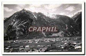 Old Postcard Austria Umhausen Otztal