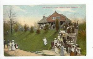 Mid-Summer Scene, Seneca Park, Rochester, New York,  PU-1914