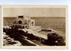 203053 ROMANIA CONSTANTA Casino Vintage postcard