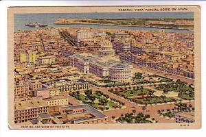 Air View, City, Harbour, Havana, Cuba, C Jordi 88