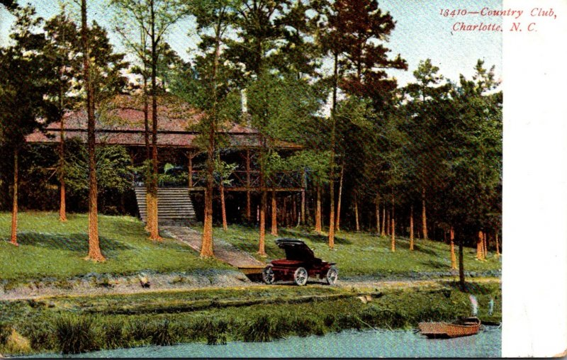 North Carolina Charlotte Country Club