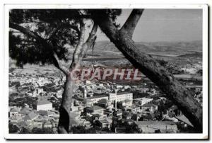Postcard Old Nazareth Pariial View