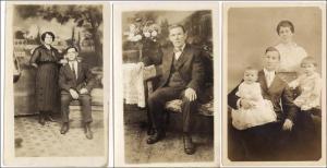 3 - RPPC, Men & Family