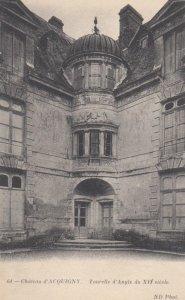 ACQUIGNY, France, 1910-1920s, Tourelle d'Angle du XVI siecle