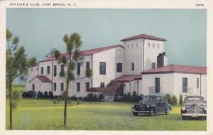 FORT BRAGG , North Carolina PU-1941; Officer's Club