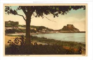 Jersey, Channel Islands, UK, orgueil Castle, Gorey, 20-40s