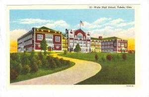 Waite High School, Toledo, Ohio, 1930-40s