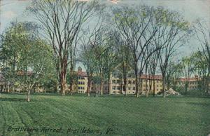 Brattleboro Retreat, Brattleboro, Vermont,  PU-1911