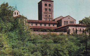 FORT TRYON PARK, New York City, New York, 1940s-Present; The Cloisters