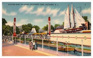 16038  NJ Palisides Amusement Park Scooter Ride