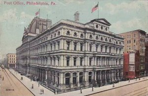 Pennsylvania Philadelphia Post Office 1911
