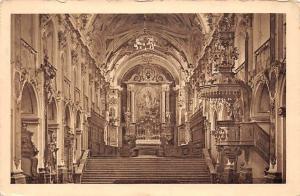 Freising Inneres der Domkirche Church Interior Eglise