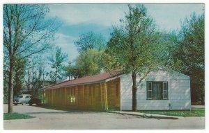 Rapid City, South Dakota, Vintage Postcard View of The Stables Motel