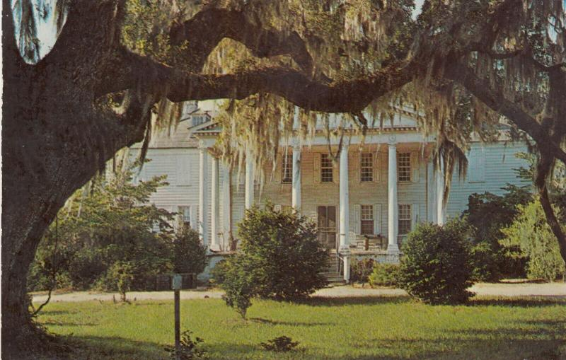 McCLELLANVILLE , South Carolina , PU-1970 ; Hampton Plantation