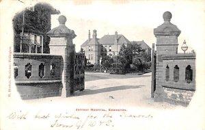 Jaffray Hospital Edinburgh Scotland, UK 1908
